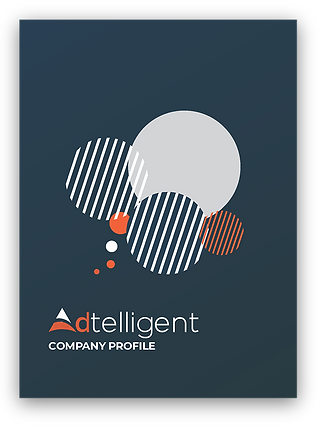 Adtelligent company profile cover