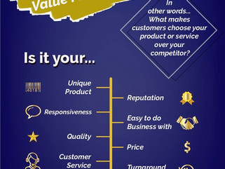 What is your value proposition?