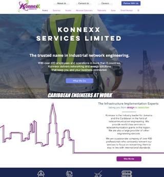 Konnexx Website