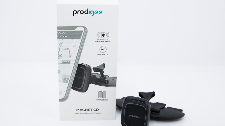 Prodigee Magnet CD Hand Free magnetic CD Mount