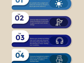 4 Tips to Establish a Mental Health Routine
