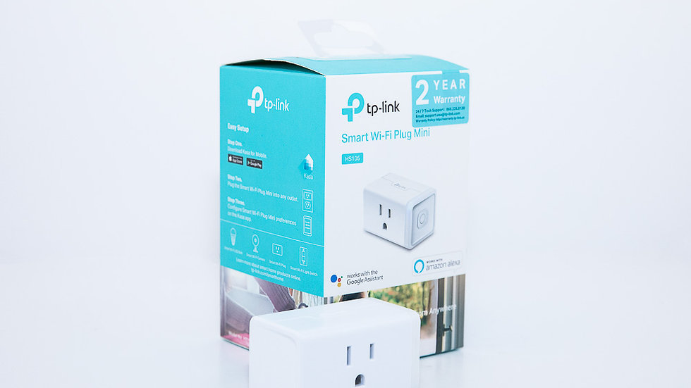 TP-Link Smart WiFi Plug