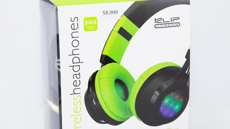 Klip Xtreme Liteblast Bluetooth Headphones (KHS-659)