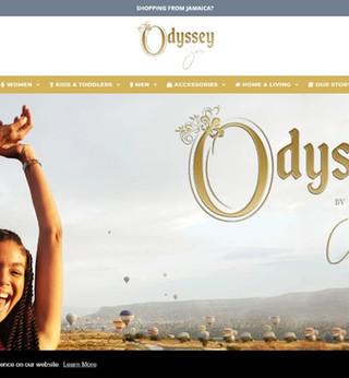 Odyssey by Yendi