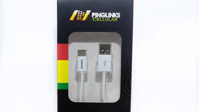 Pinglinks Premium USB Type-C 6FT USB Cable (Lifetime Warranty)