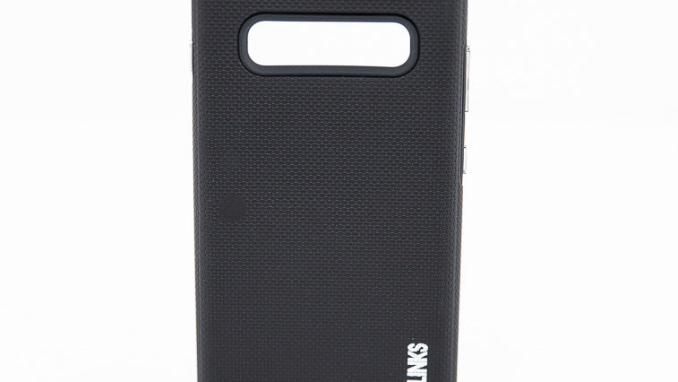 Pinglinks Samsung Galaxy S10+ New Rugged Case Black
