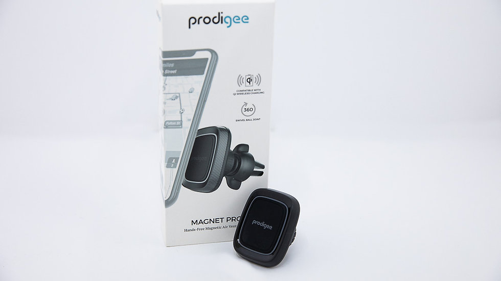 Prodigee Magnet Pro Hand Free Magnetic Air vent Mount