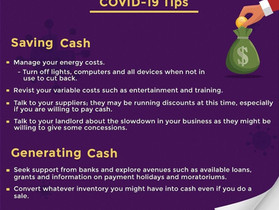 How to Manage Your Business' Costs During COVID-19