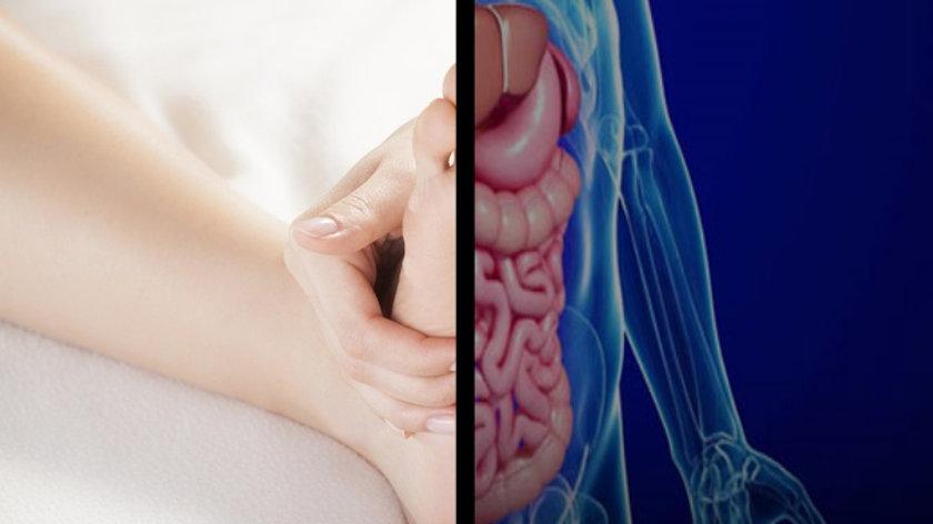 12 Foot Reflexology In-Class / 6 Digestive System + 6 Mandatory Online
