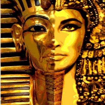 "Cleopatra's ""Golden"" Anti-Aging Treatment"