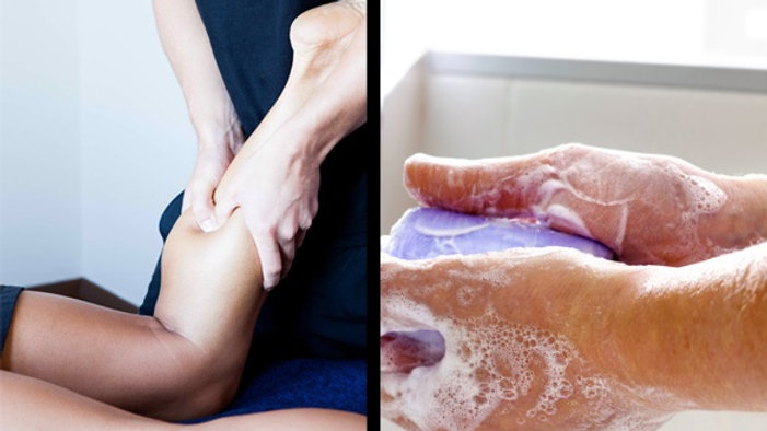 12 Sports Massage In-Class / 6 Infection Control + 6 Mandatory Online