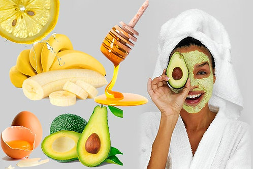 Custom Recipes for Face and Body