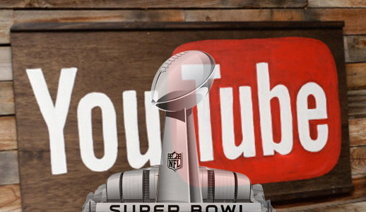 YouTube & the Super Bowl XLIX Halftime Show