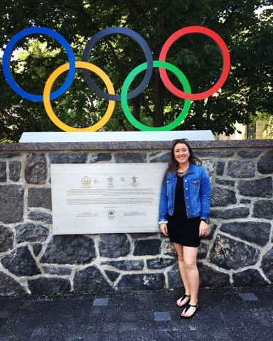 Interning with the Canadian Olympic Committee and Living a Dream