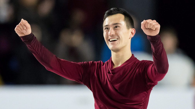 Patrick Chan: The Undeniable Champion