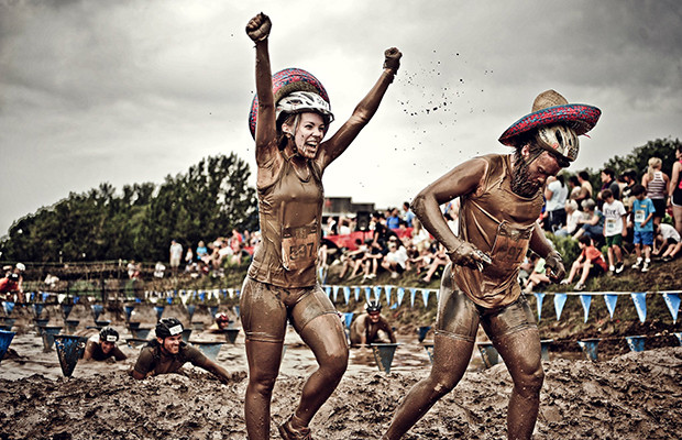 Far From Being Stuck in the Mud: The Mud Run Industry!