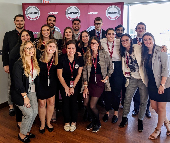 Apply to the 2019-2020 uOttawa Sport Business Club!