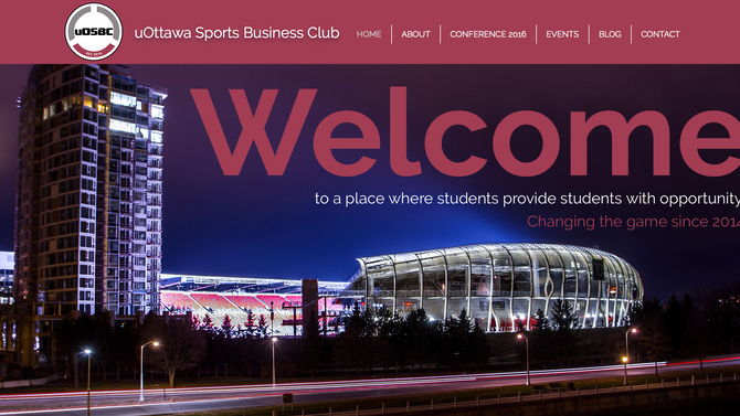 At last, a facelift for the uOSBC - A New Website!