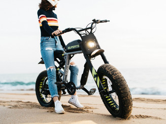 E-Bikes - From $40