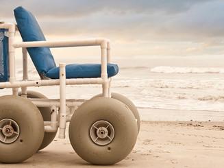 Beach Wheel Chair - From $50