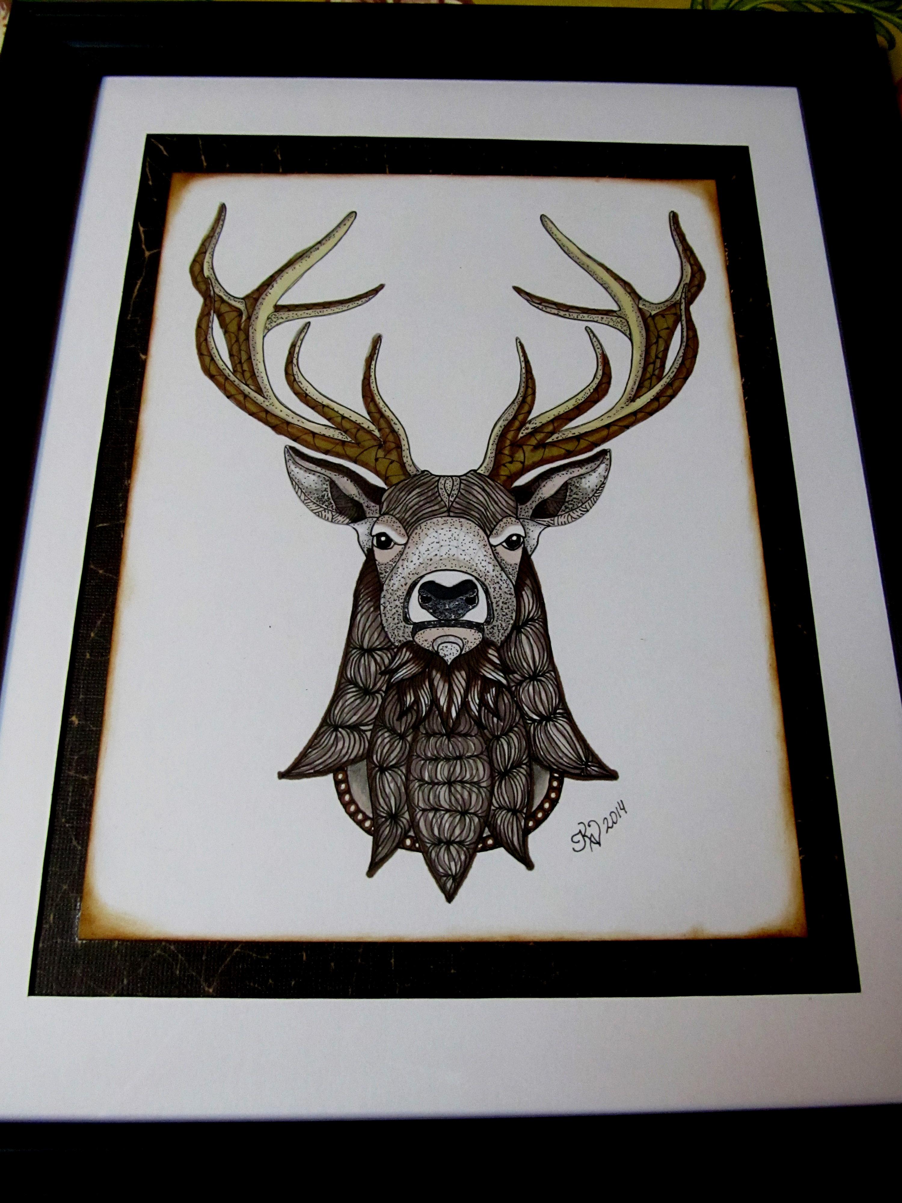 Custom Deer