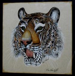 Custom Tiger for Fenton High