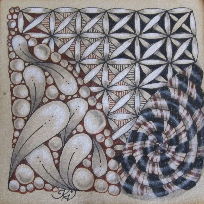 Renaissance Tan tile