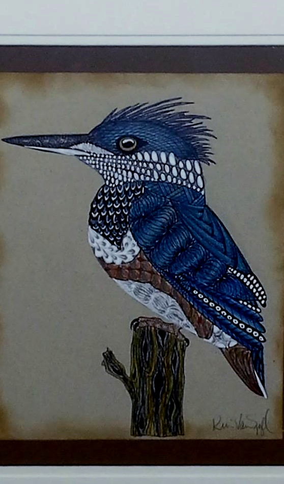 Custom Kingfisher