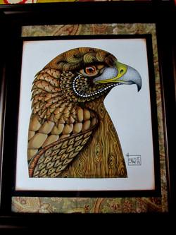 Custom Eagle for Dad