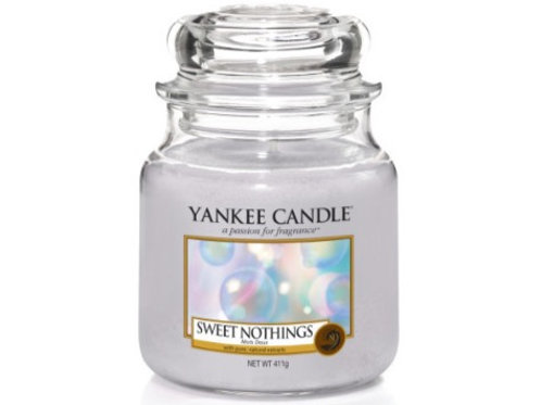 "Yankee Candle ""Sweet Nothings"" - Grösse M"