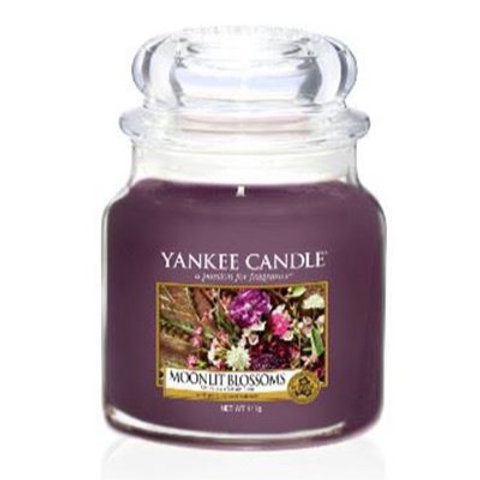 "Yankee Candle ""Moonlit Blossoms"" - Grösse M"