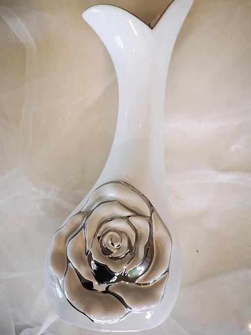 Florale Vase