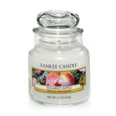 "Yankee Candle ""Sugared Apple"" - Grösse M"