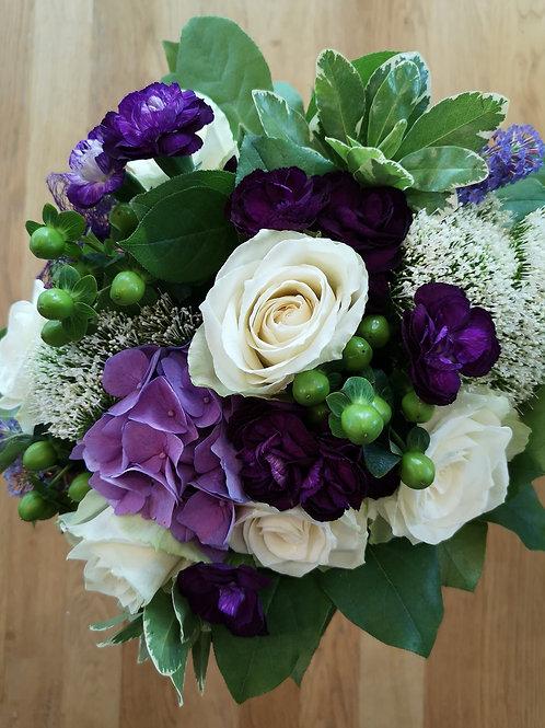 Blumenstrauss Viola