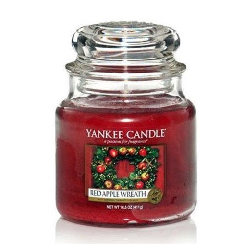 "Yankee Candle ""Red Apple Wreath"" - Grösse M"