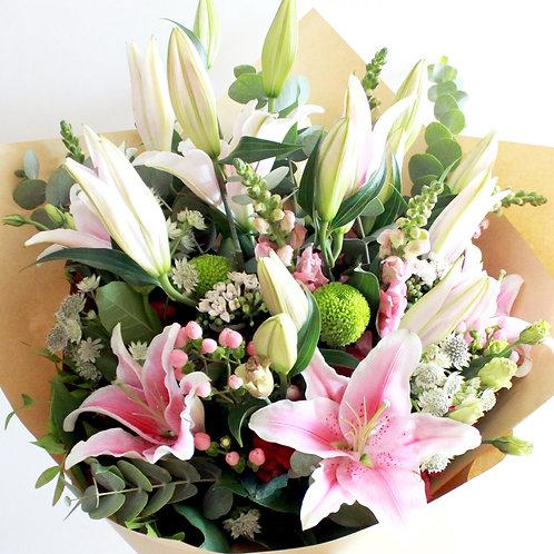 Blumenstrauss Lilly