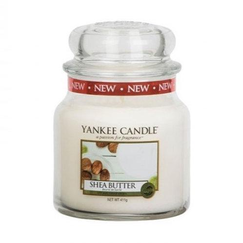 "Yankee Candle ""Shea Butter"" - Grösse M"