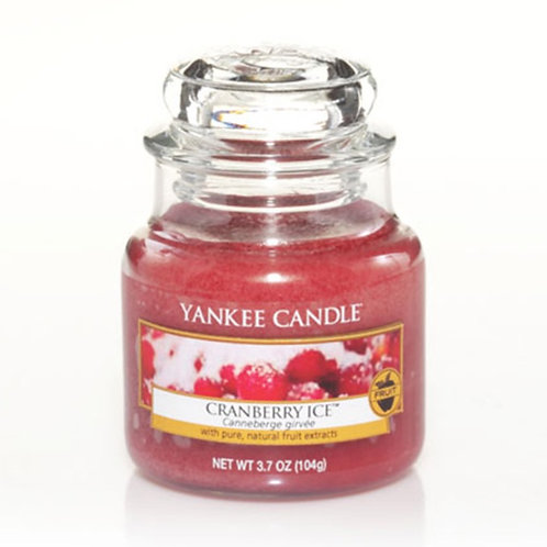 """Yankee Candle """"Canberry Ice"""" - Grösse M"""