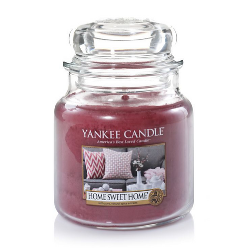 "Yankee Candle ""Home Sweet Home"" - Grösse M"