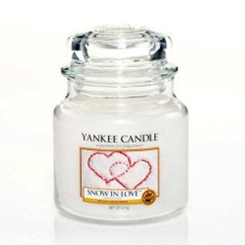 "Yankee Candle ""Snow In Love"" - Grösse M"
