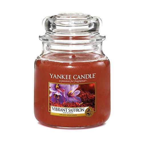 """Yankee Candle """"Vibrant Saffron"""" - Grösse M"""