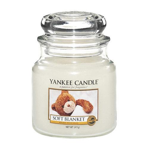 "Yankee Candle ""Soft Blanket"" - Grösse M"