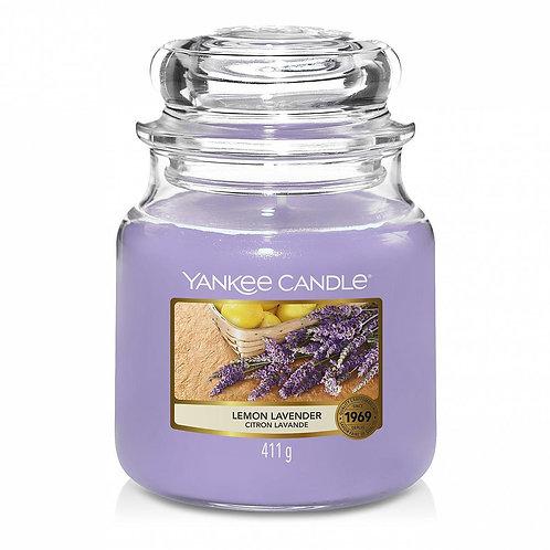 "Yankee Candle ""Lemon Lavender"" - Grösse M"