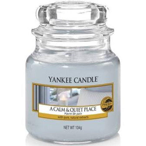 "Yankee Candle ""A Calm & Quiet Place"" - Grösse M"
