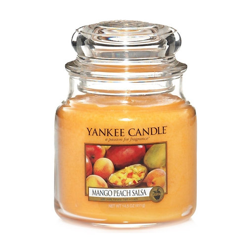 "Yankee Candle ""Mango Peach Salsa"" - Grösse M"