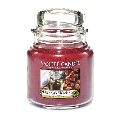 "Yankee Candle ""Maroccan Argan Oil"" - Grösse M"