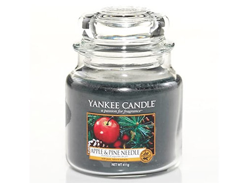 "Yankee Candle ""Apple & Pine Needle"" - Grösse M"