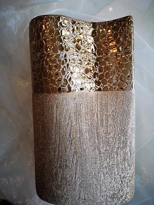 Struktur-Vase