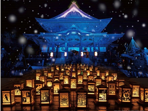【第十八回長野灯明まつり】長野県善光寺の本堂ライトアップの電源としてMobi Genをご利用いただきました。