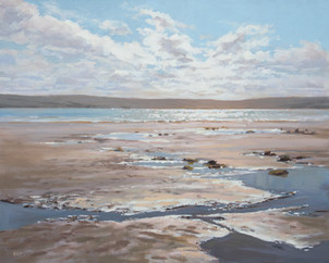 Tide out, August